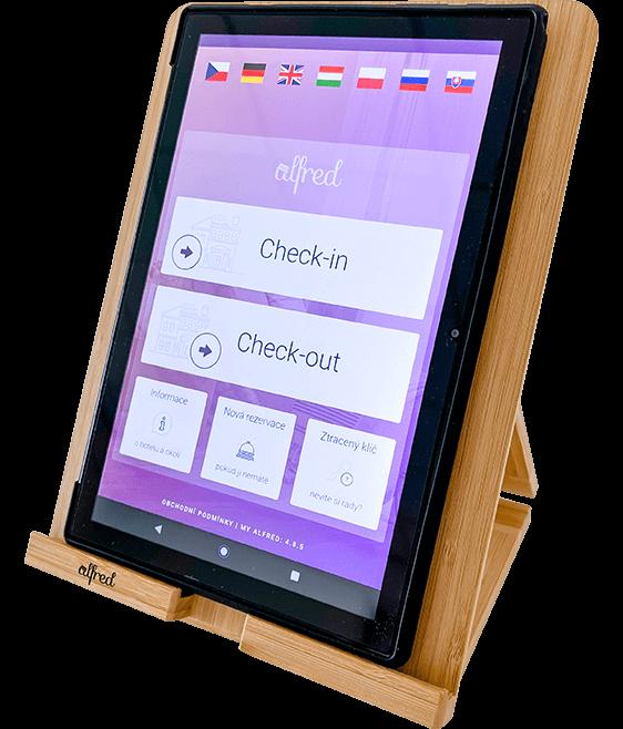 telefon komórkowy dla gości