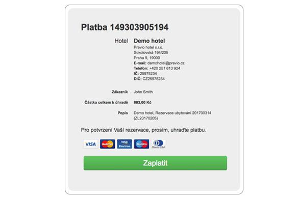 Barmka płatności online